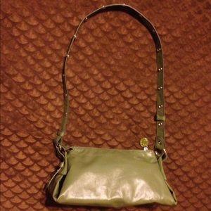 Tommy Hilfiger green purse